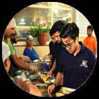 IIT Gurukulam Dining Hall