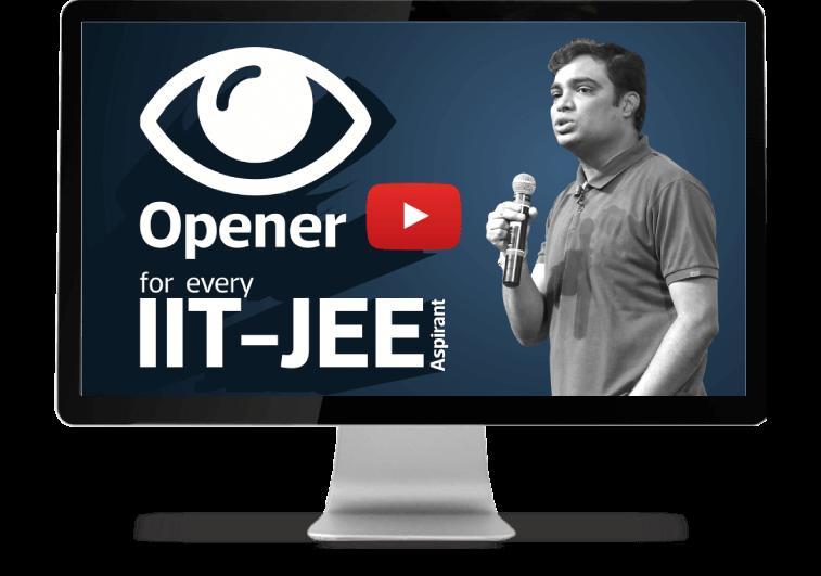 eye opener for every iit jee aspirants